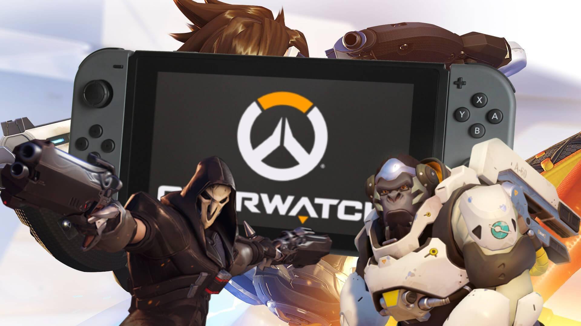 Overwatch Switch