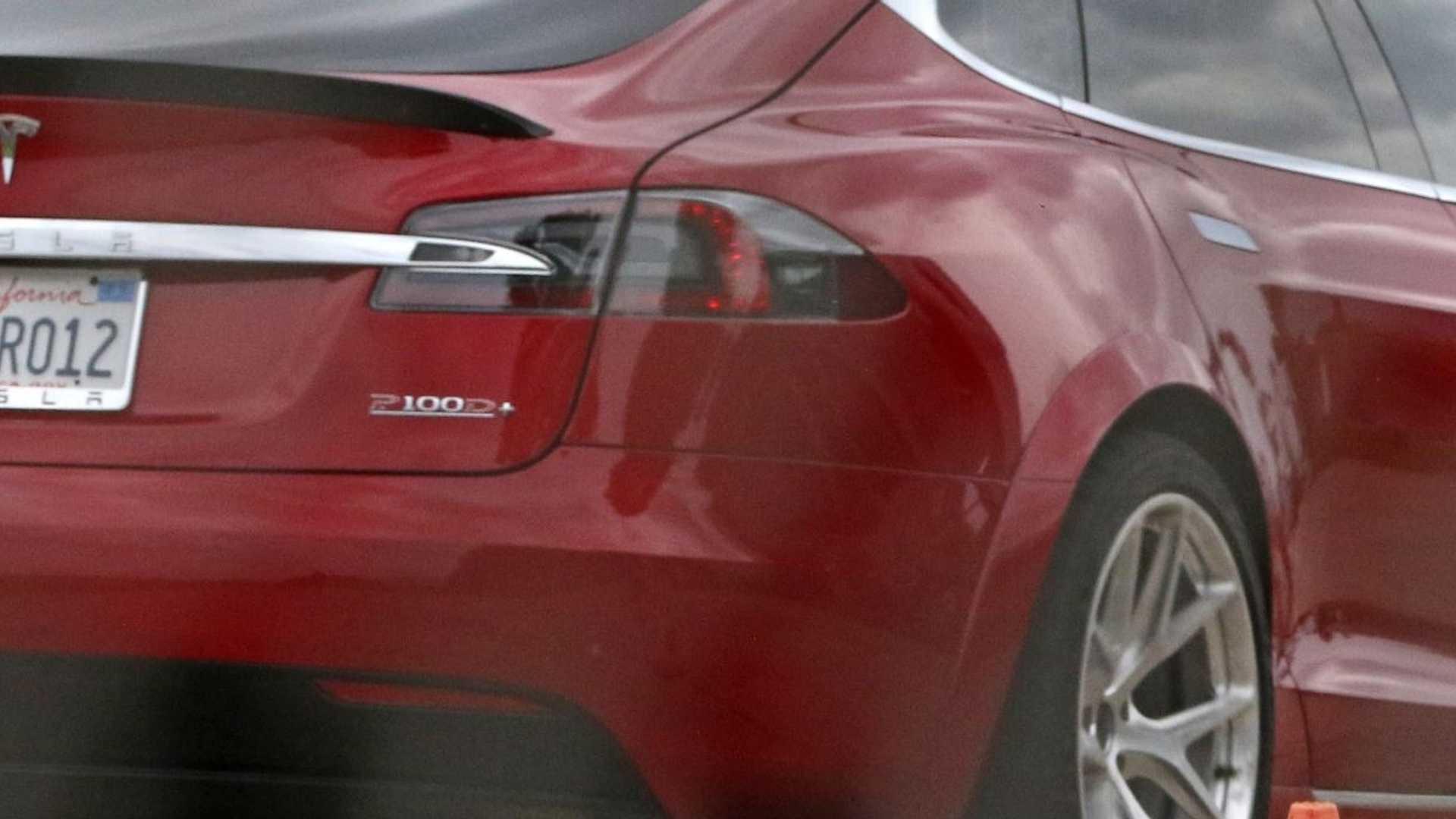 Model S P100D+
