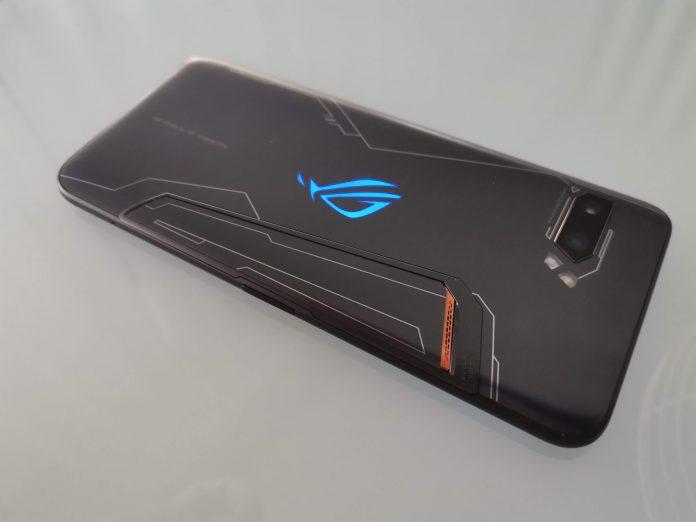 Smartphones para jogos