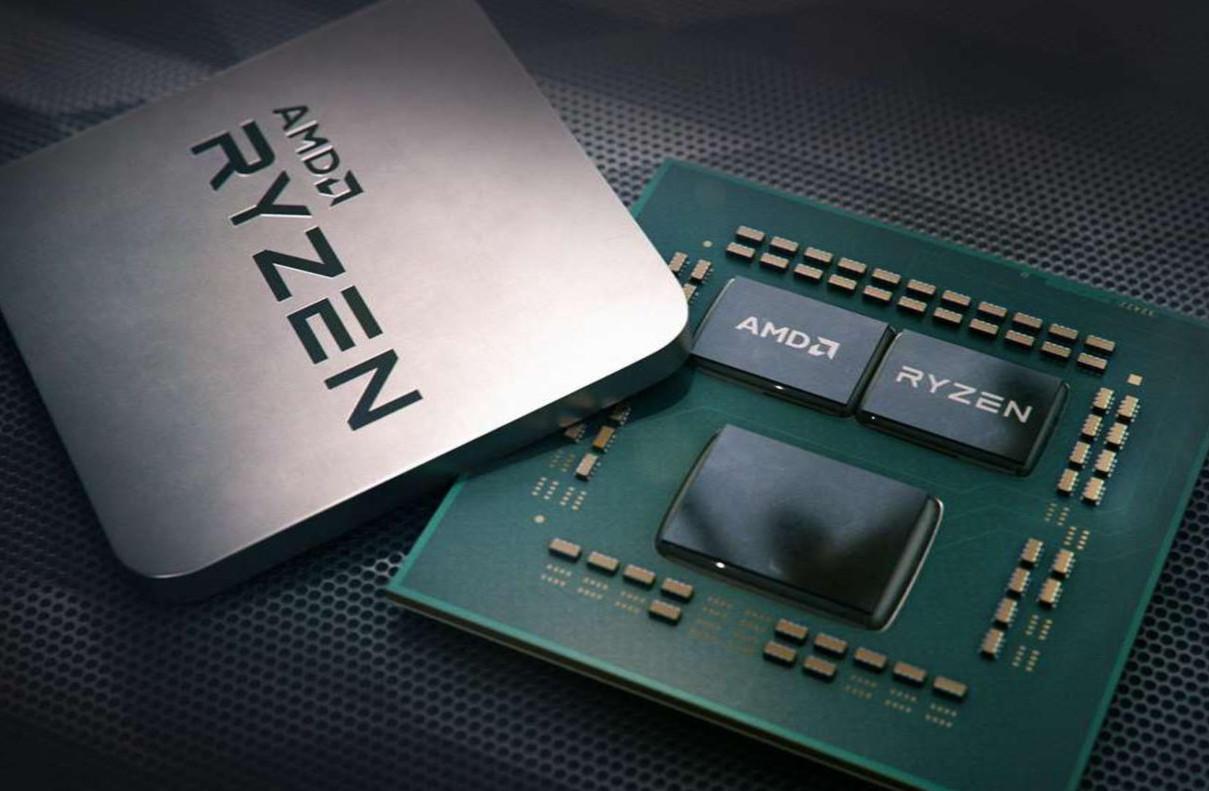 Ryzen 9 4950X -