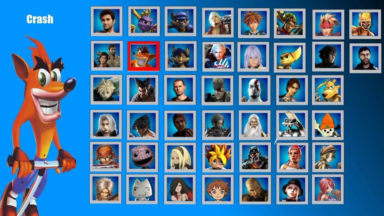 All-Stars Battle Royale 2