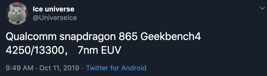 snapdragon 865, s11