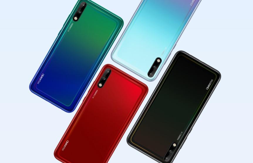vendas globais da Huawei