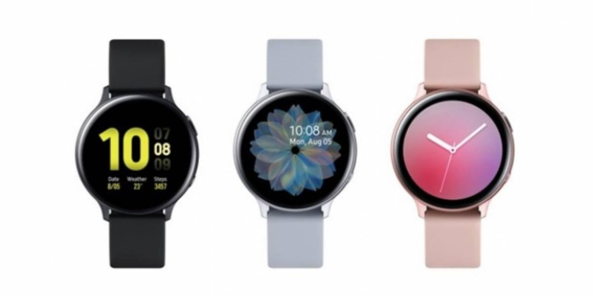 Galaxy Watch Active 2:
