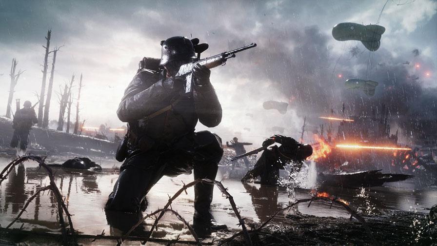 novo Battlefield