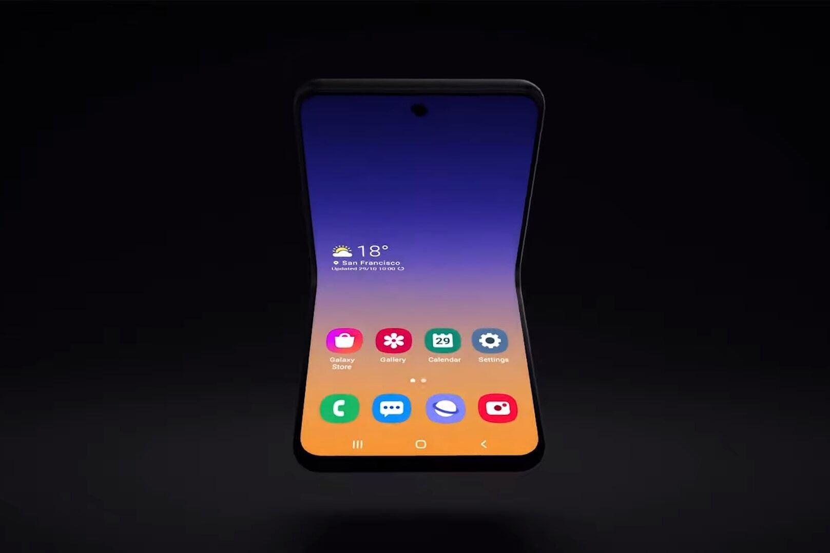 Samsung Galaxy Fold 2: