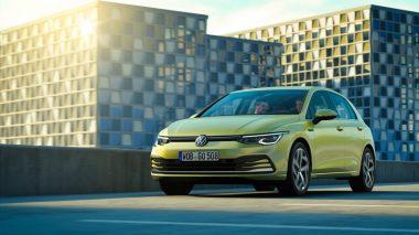 Motor 1.0L 3 cilindros chega ao novo Volkswagen Golf!