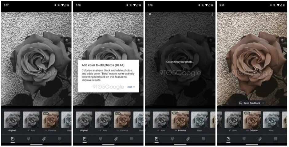 Google Fotos Colorir Fotos Antigas Veja Como Funciona Leak