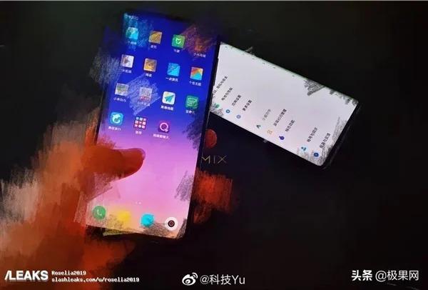 Xiaomi Mi Mix 4.