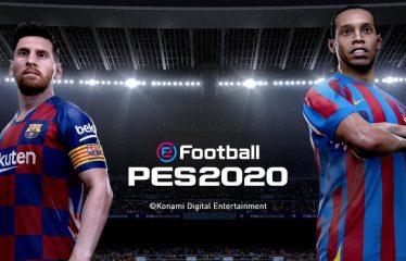 Ainda joga PES 20? A atualização do Euro 2020 já chegou ao jogo!