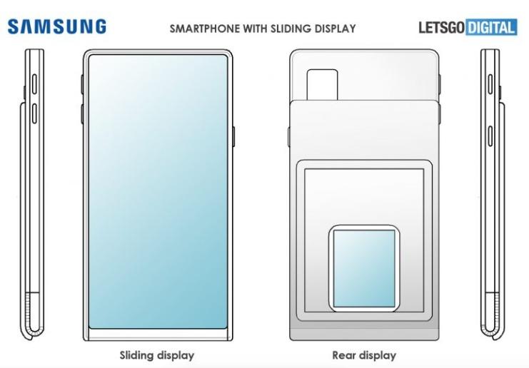 A Samsung está