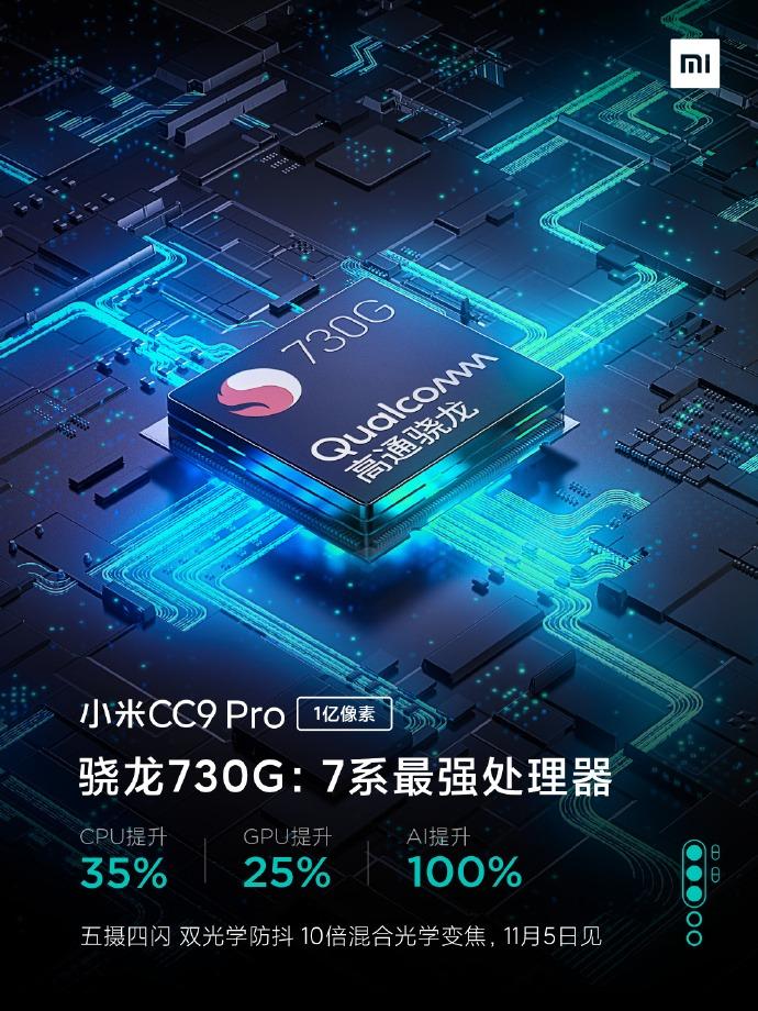 Mi CC9 Pro: