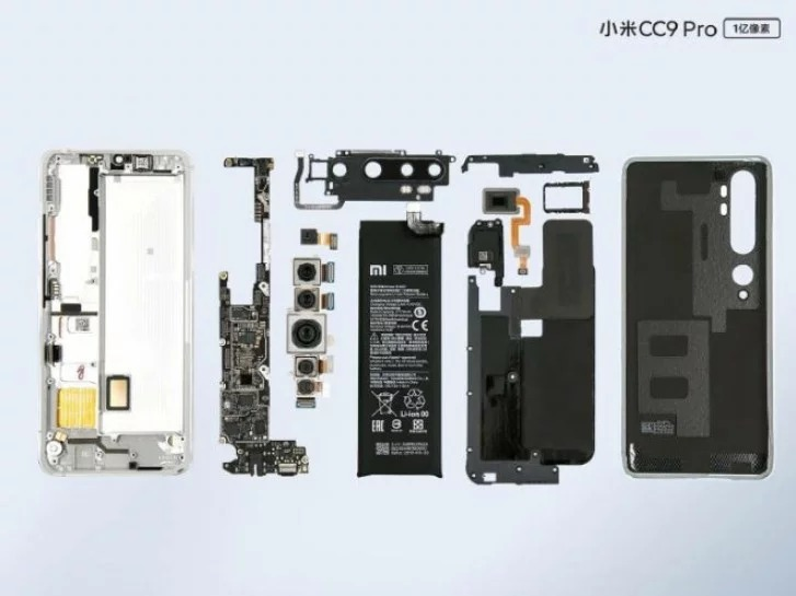 o Mi CC9 Pro