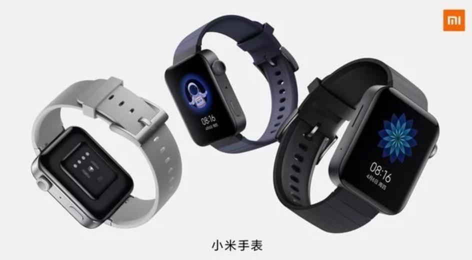 Xiaomi Mi Watch vai