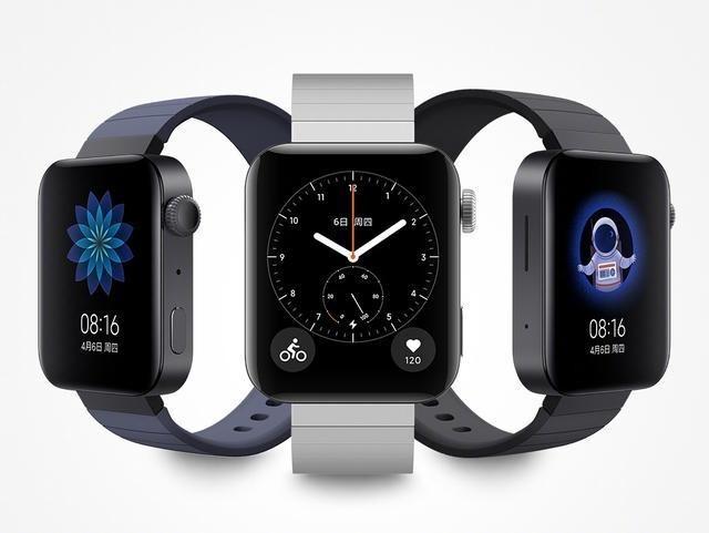 New Apple Watch: