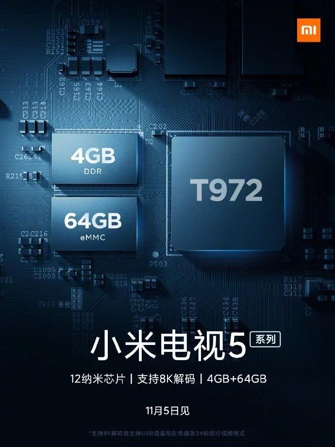 Xiaomi Mi TV 5: