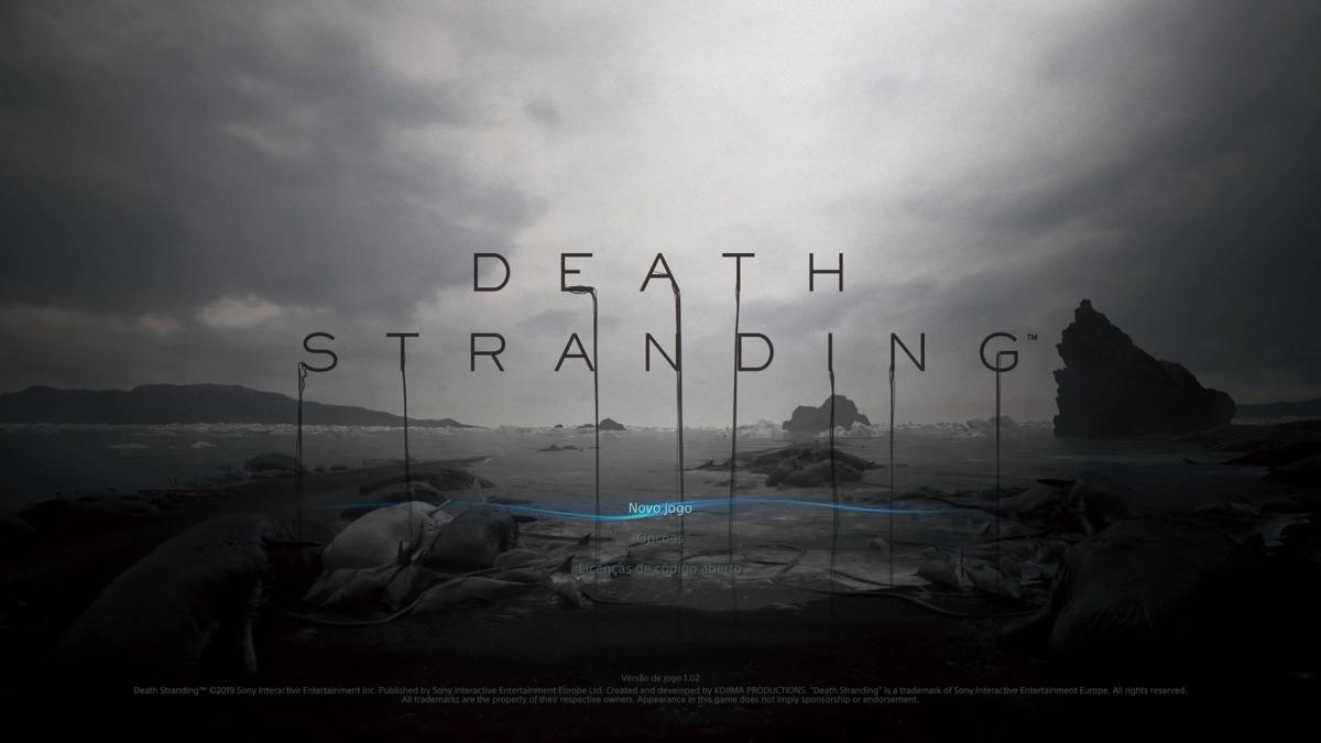 Stranding chega ao PC