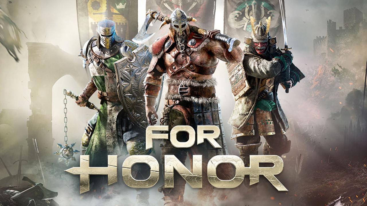 Rainbow Six Siege e For Honor