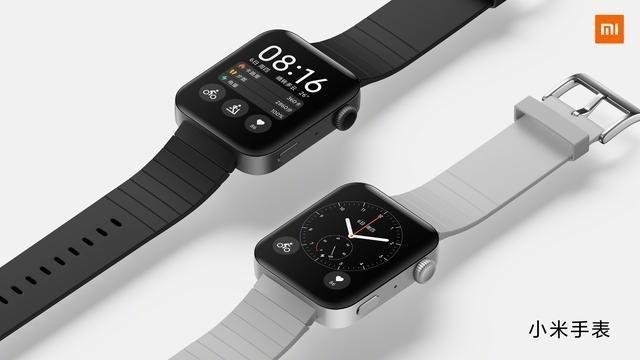 O Xiaomi Mi Watch