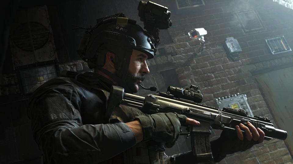 Análise a CoD Modern Warfare