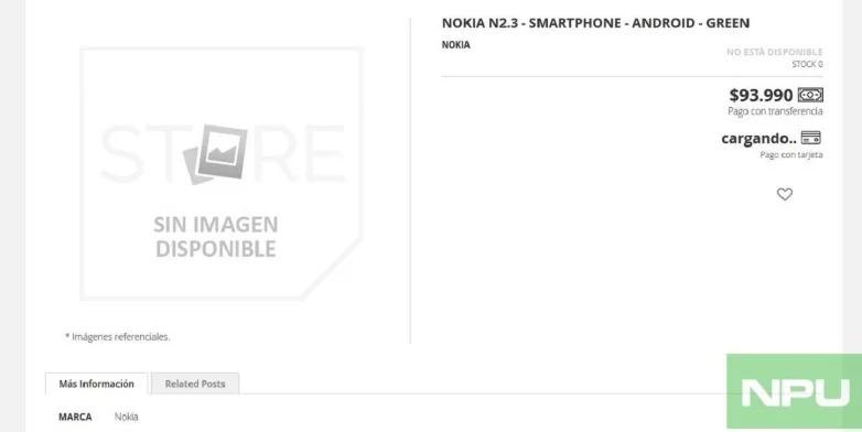 do Nokia 2.3