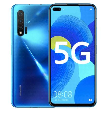 Huawei Nova 6 5G já
