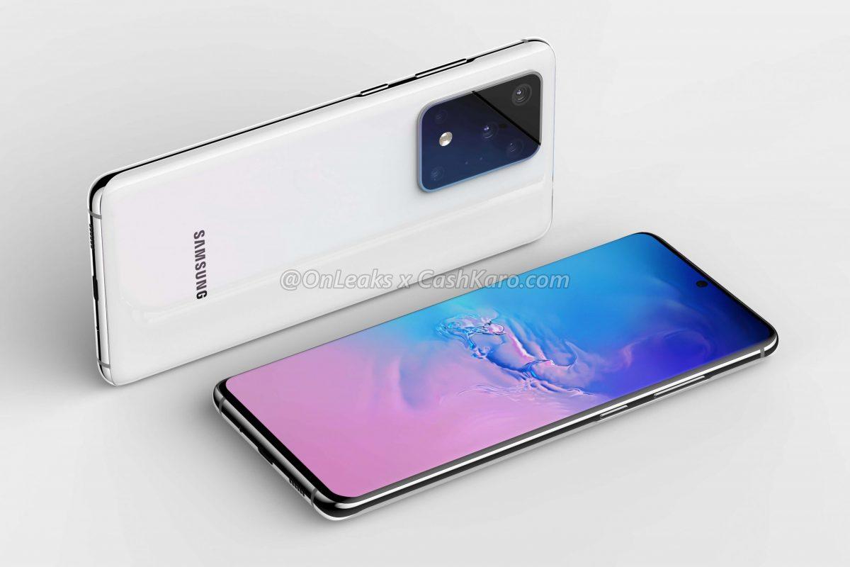 o Galaxy s11+