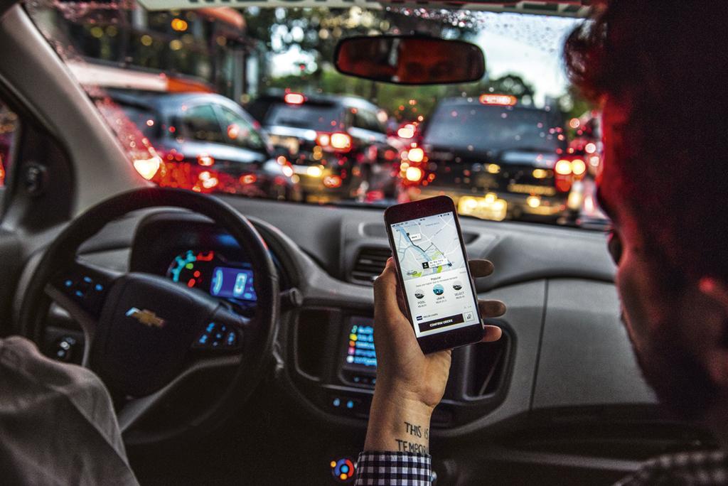 Uber COVID-19