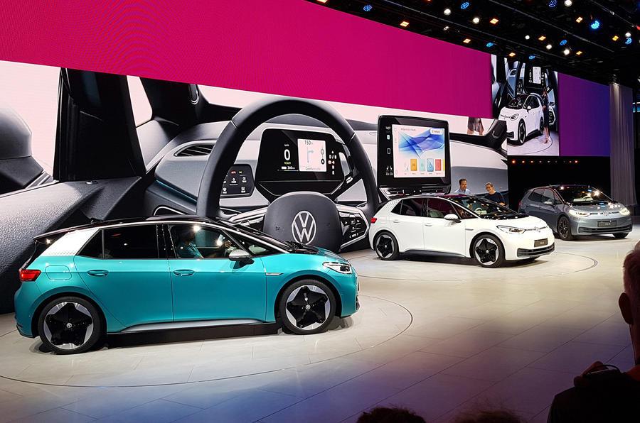 o Grupo Volkswagen