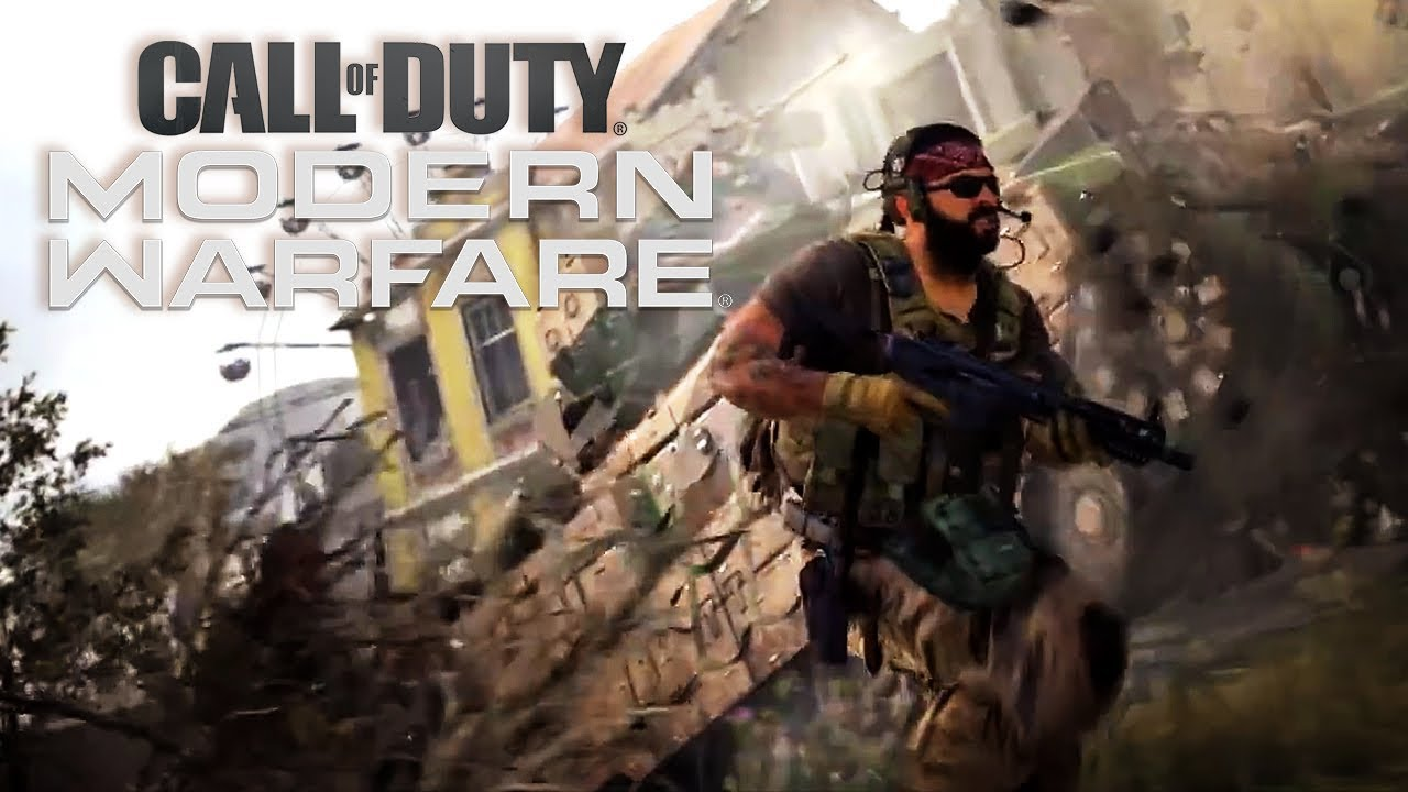Modern Warfare primeira temporada