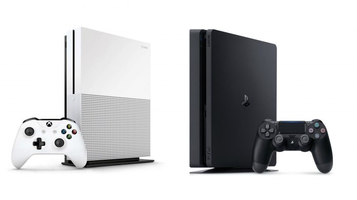 Xbox One, PS4