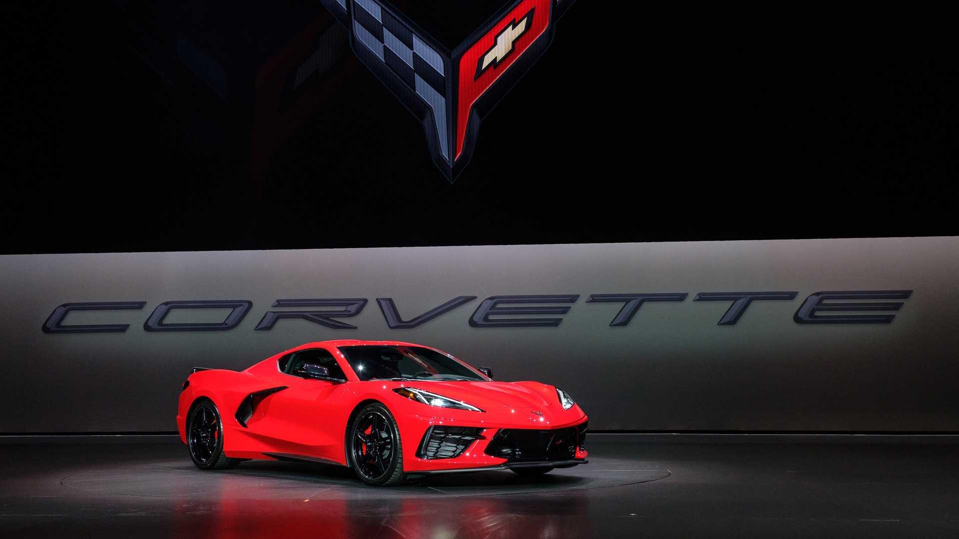 Novo Corvette