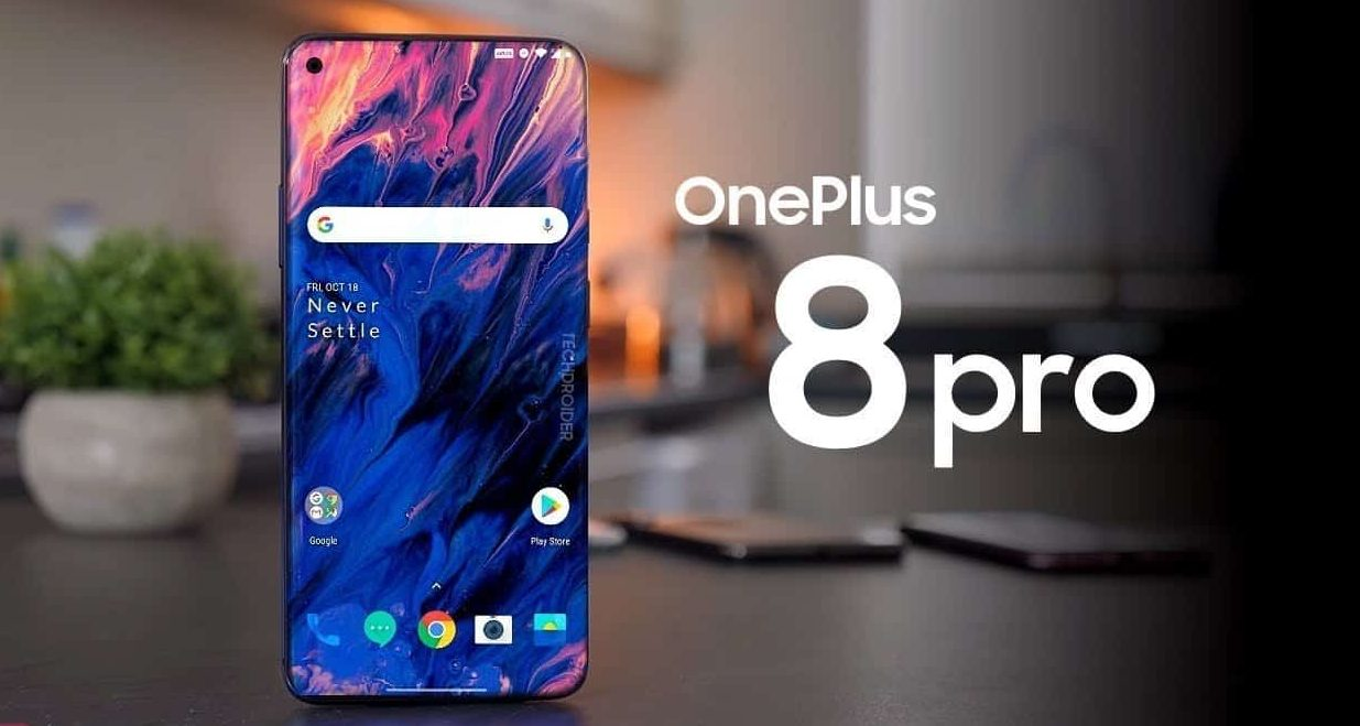 gama OnePlus 8