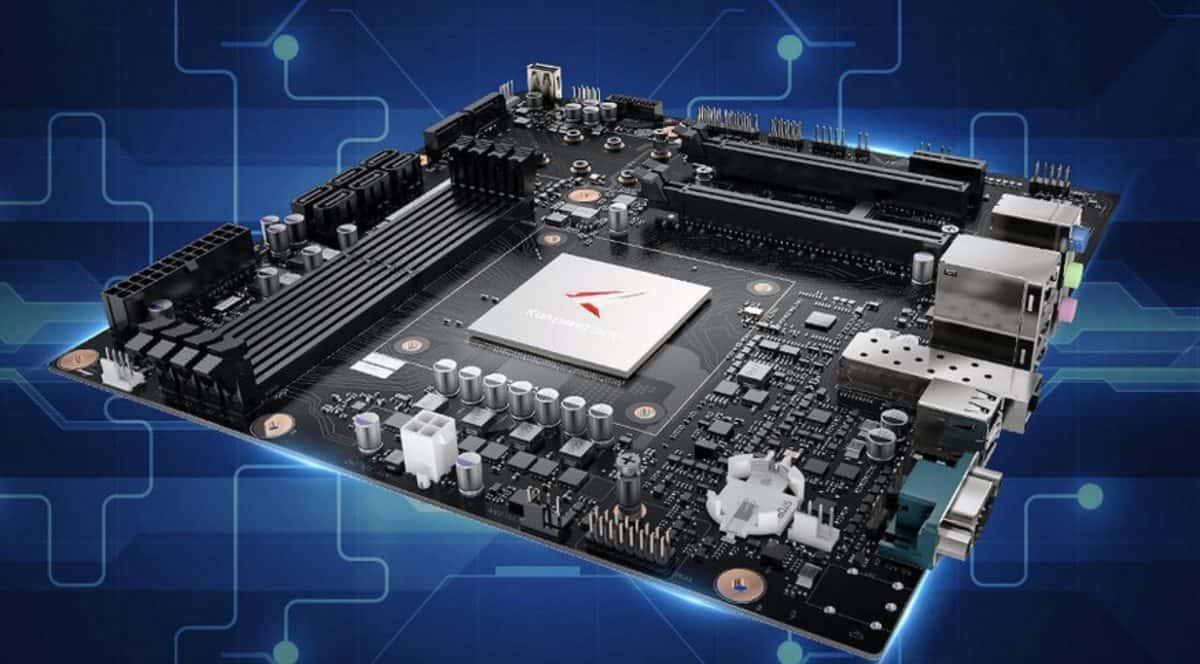 Huawei Motherboard