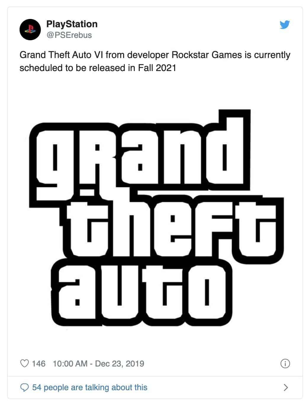 GTA 6 vai