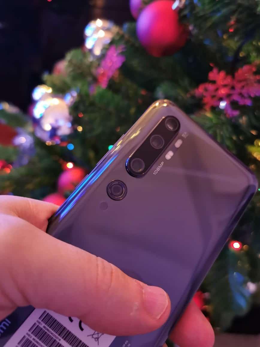 Xiaomi Mi Note 10: