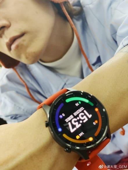 Xiaomi Watch Color: