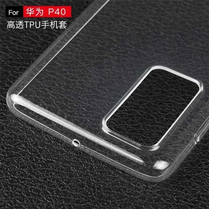 do Huawei P40 já