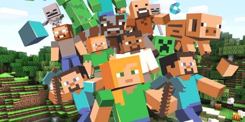 Minecraft Cross Play