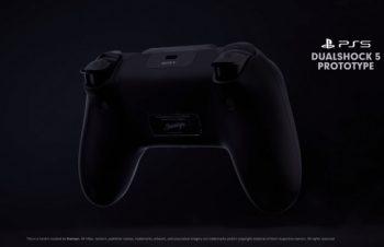 novo DualShock 5