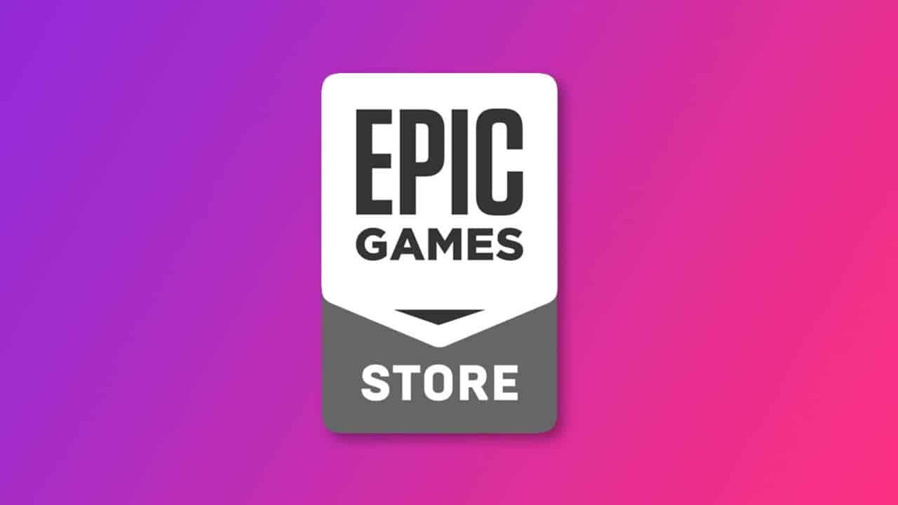 Epic Games Store jogos