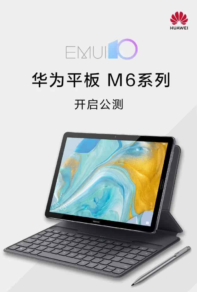 o MediaPad M6