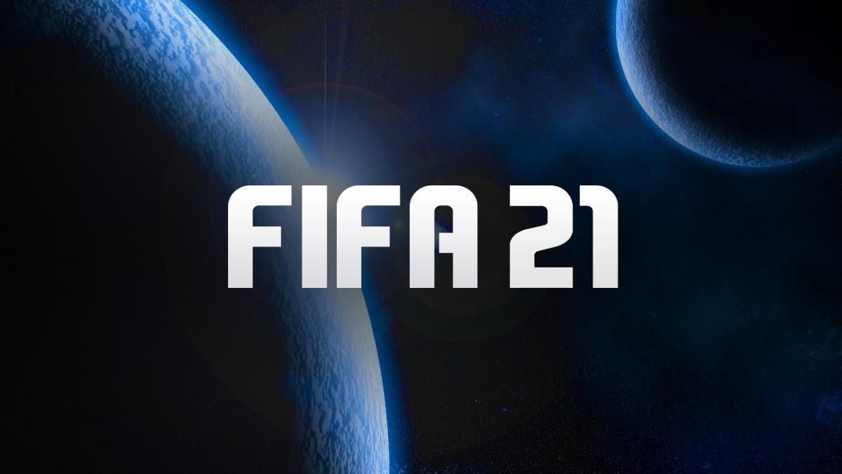 FIFA 21 lançamento