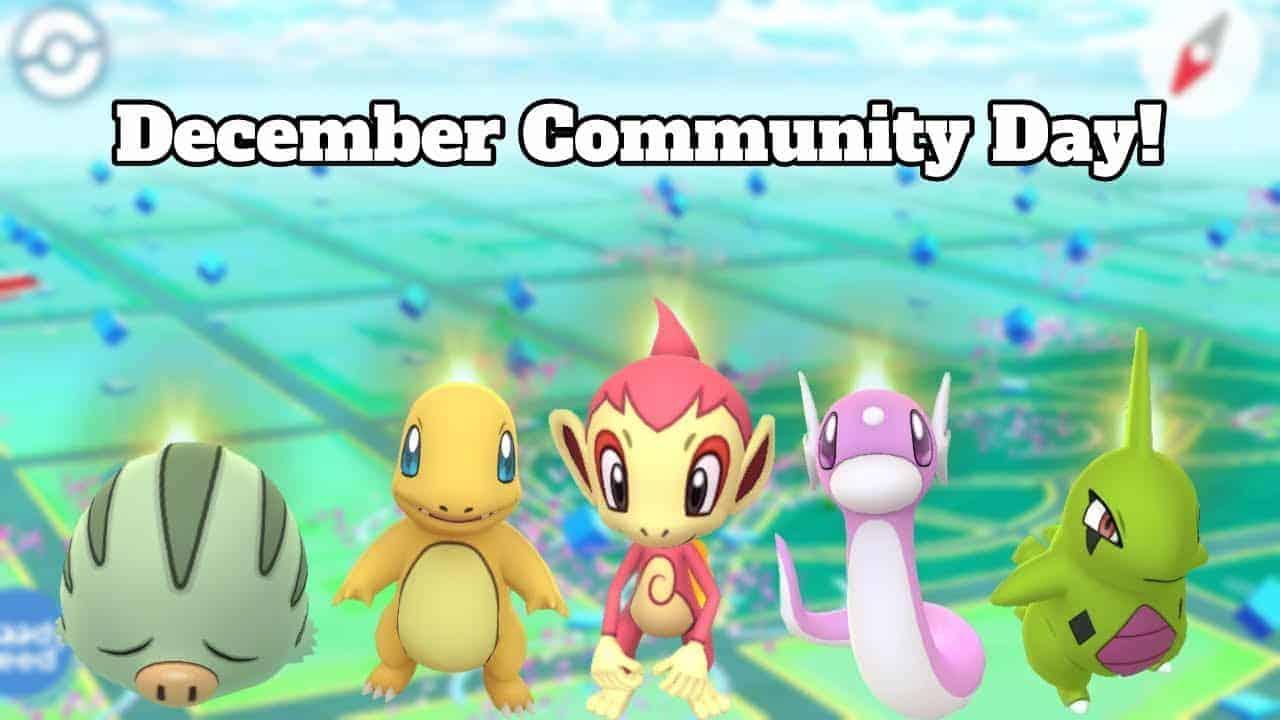 Pokémon Go dia