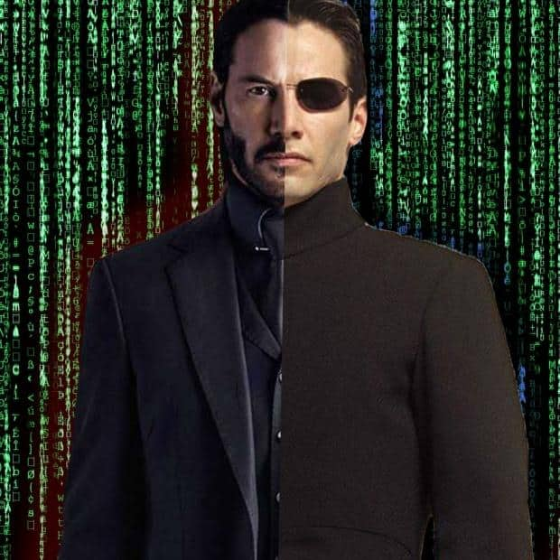 Matrix, John Wick