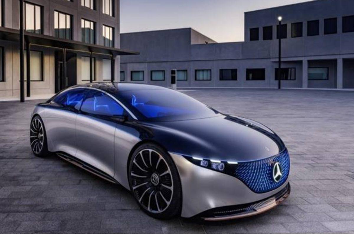 A Mercedes
