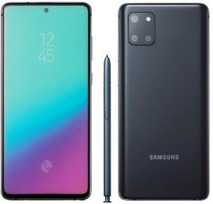 Samsung Galaxy Note 10 Lite, Note 10 Lite