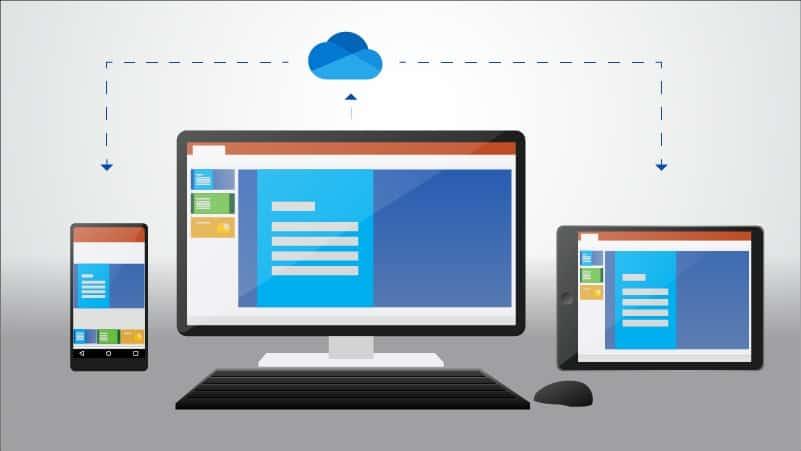 Microsoft OneDrive já