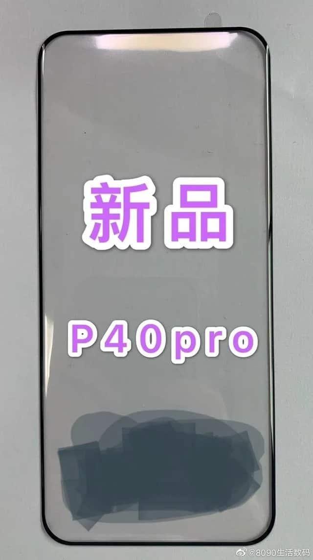O Huawei P40 Pro