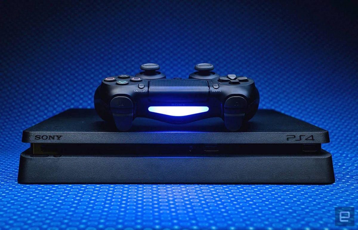 PlayStation 4 lenta